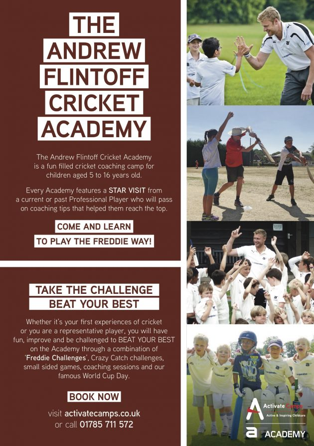 Andrew Flintoff Cricket Academy - Dulwich College Sports Club